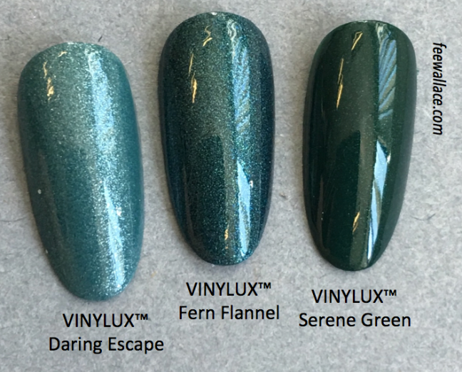 VINYLUX Colour Fern Flannel compared to other similar colours by fee wallace