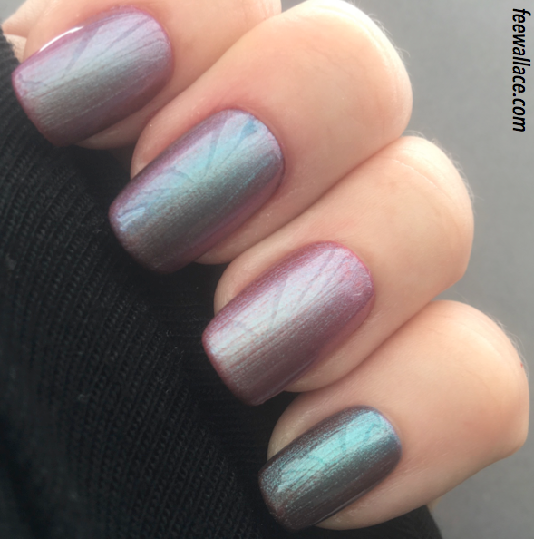shellac layering with patina buckle cnd craft culture by fee wallace