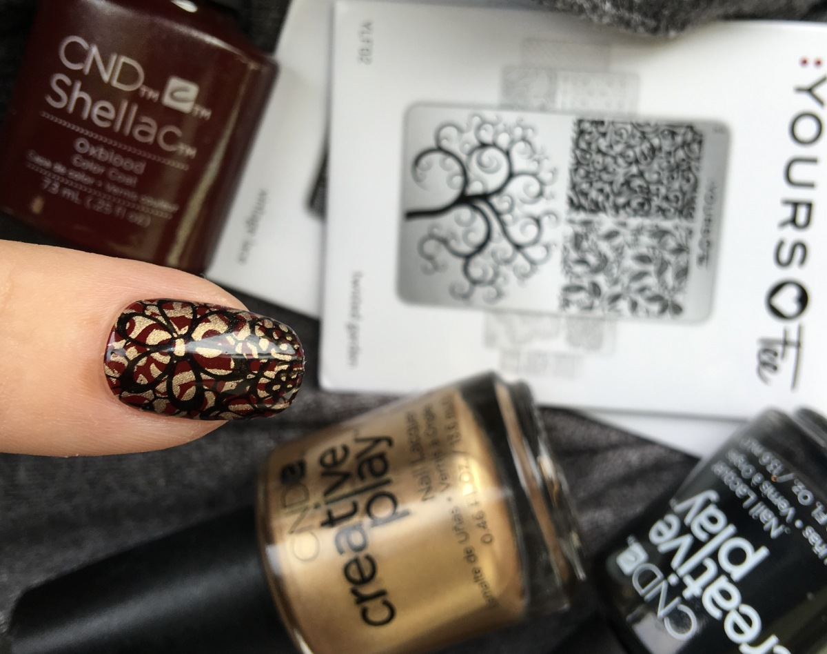 Best CNDTM Creative Play Nail Lacquers To Stamp With
