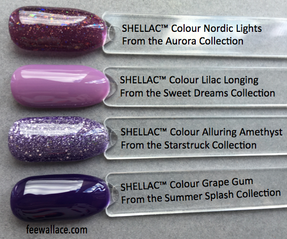shellac alluring amethyst comparison