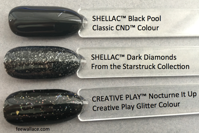 CND™ Starstruck Collection – Fee Wallace line