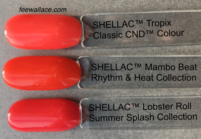 mambo_beat_shellac_color_comparison_fee_wallace