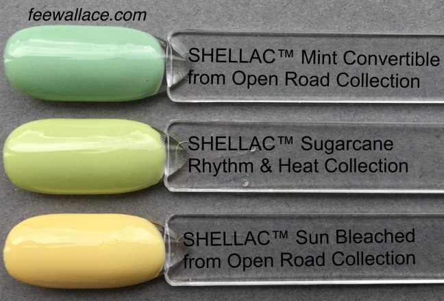 Shellac Sugarcane comparison shot by fee wallace