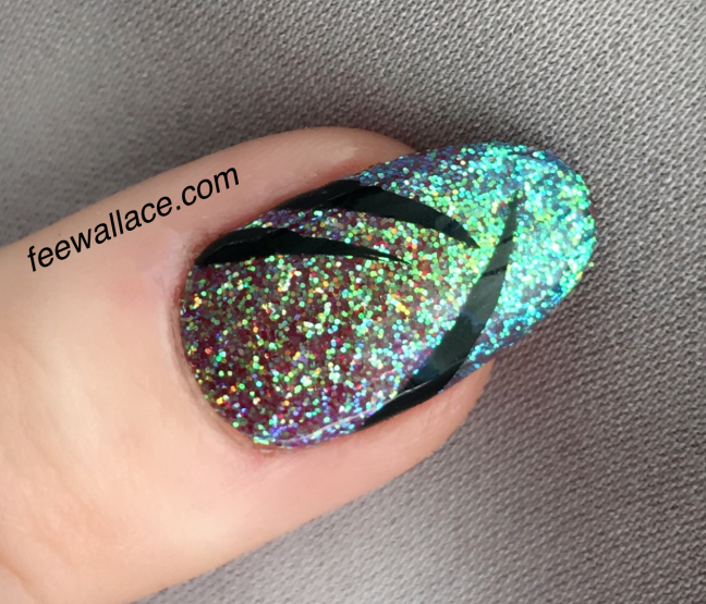 How to Apply Cuticle Art pictures