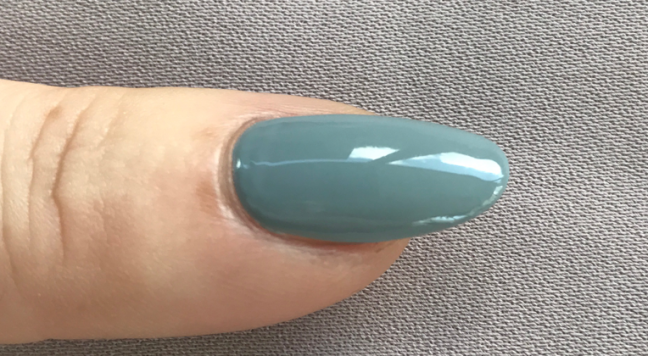 CND Shellac Mystic Slate from the Glacial Ilusion Collection by Fee wallace