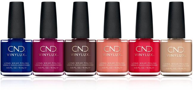 CND Wild Earth Vinylux colors in fee wallace blog