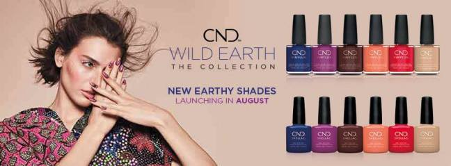 CND WILD EARTH shellac and vinylux colors in fee wallace blog