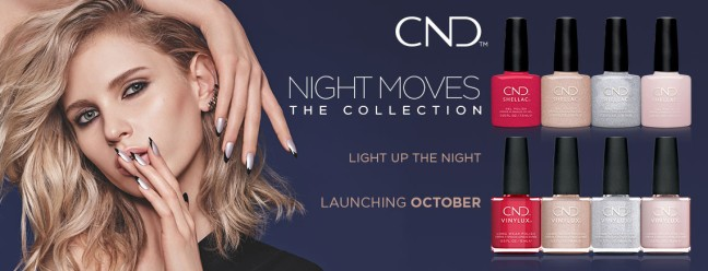 CND Night Moves Collection image on Fee Wallace blog