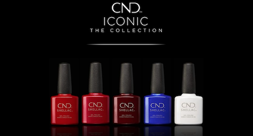 CND ICONIC image for Fee Wallace blog 5 new shellac colors